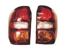 PAIR of Performance LED Rear Tail Lamps For Toyota Rav 4 MK2 7/2003-11/2005 DEPO