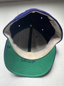 VINTAGE - LA Dodgers Autographed Hat - #37 Darren Dreifort 1990's