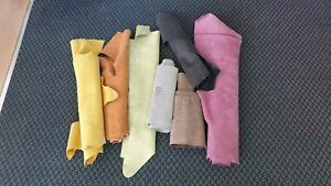 Quality Leather Offcuts   Lrg/XLg Scraps and Remnants   ***GREAT BUNDLE***