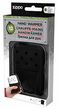Zippo Scaldamani Handwarmer BLACK NERO REGULAR 12 Ore da Tasca in Metallo