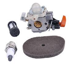 Zama C1M-S267 Vergaser Zündkerze Luftfilter für Stihl FS40 FS50 HT56 KM56