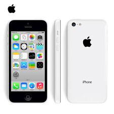 16GB Apple iPhone 5c Blanco Libre Teléfono Móvil Smartphone 12 Meses de Garantía