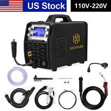5in1 Mig Welder 200a Mig Arc Tig 110v 220v Igbt Welding Machine Weld Aluminum