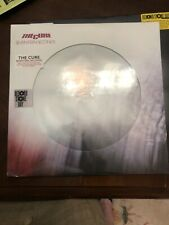 THE CURE SEVENTEEN 17 SECONDS RSD 2020 LP PICTURE DISC RECORD STORE DAY