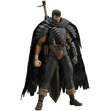 figma Berserk Guts Figure Black Swordman ver. Max Factory Japan new.