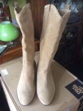 Unbranded Zip Suede Boots for Men