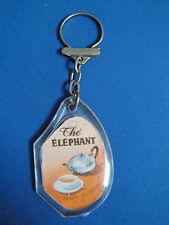 THE Elephant - Porte-Clé