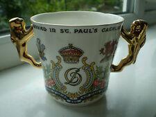 Paragon Loving Cup Royal Wedding 1981 Charles & Diana 1st Quality China British