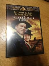 The Hallelujah Trail (DVD 2001) Mint•No Scratches•US•Out-of-Print•Burt Lancaster