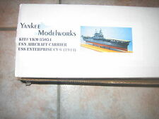 Aircraft Carrier USS Enterprise CV-6 Yankee Modelworks Resin 1/350 scale