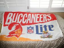 Vintage Tampa Bay Buccaneers Old Logo Flag New without Tags