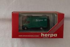 Herpa H0 1:87 -  042673 MB  207D LKW Koffer Interrent Europcar OVP