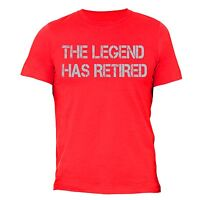 Father's Day gift tshirt Legend Retired Grandpa Dad T-shirt Husband shirt