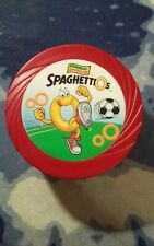 Vintage 1999 Franco-American SpaghettiOs O's To Go Thermal Container-Soccer p
