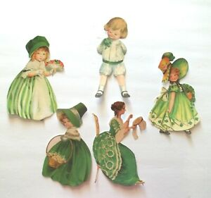3D UPick NEW Victorian Love Valentines St Patty Day Scrapbook Card Embellishment