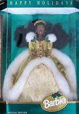 Happy Holidays Barbie AA Doll, Special Edition 2nd in Series (1994)