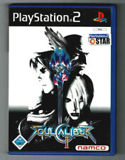 SoulCalibur II (Sony PlayStation 2, 2003, DVD-Box) PS2 Spiel