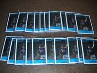 (20) 2007 BOWMAN CHROME JASON HEYWARD ROOKIE CARDS LOT OF 20 BV$250+
