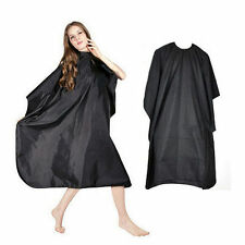 Salon Hair Cut Hairdressing Hairdressers Barbers Cape Gown Cloth Waterproof  +T