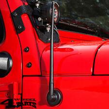 Radio Antenne kurz flexibel flexible 33cm Kurzantenne Jeep Wrangler JK Bj. 07-18