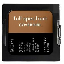 Covergirl Full Spectrum Matte Ambition All Day Foundation Powder Deep Cool 3