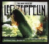 The Many Faces of Led Zeppelin-Ultimate Tribute von Various | CD | Zustand gut