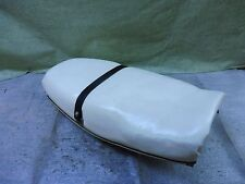 1972 Honda CB500 CB-500 Four Seat Saddle pan w/ Aftermarket Cover PL103 +