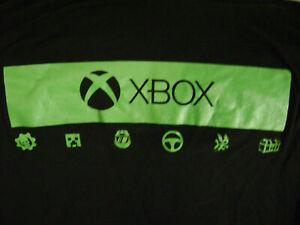 Xbox T-Shirt (Black, Medium)