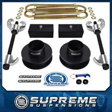 "02-08 Dodge Ram 1500 2WD 3"" Front + 2"" Rear Full Level Lift Kit +Compressor Tool"