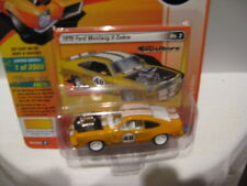 JOHNNY LIGHTNING THE SPOILERS SERIES 1976 FORD MUSTANG II COBRA 1 of 2500 Ver B