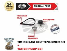 FOR CITROEN AX 1.0 1.1 1.3 SPORT 1986--> TIMING CAM BELT KIT + WATER PUMP