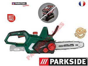 PARKSIDE® Tronçonneuse sans fil »PKSA 20 Li«, 20 V Sans Bat,Ni Chargeur !