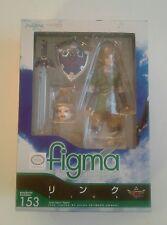 "NEW Max Figma ""Link"" DX Ver Legend of Zelda Twilight Princess Action Figure"