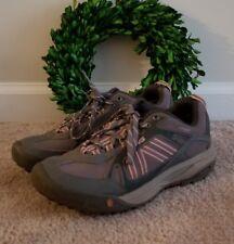 TEVA Gray & Pink WATERPROOF Trail Athletic Walking Hiking Women Shoes sz 7 👣ks2