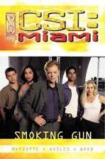 CSI Miami: Smoking Gun-ExLibrary