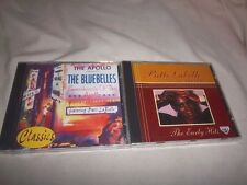 PATTI LABELLE & BLUEBELLS-LIVE AT APOLLO +EARLY HITS (2 DISCS) UK NEW SEALED CD