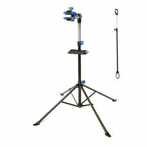 Bike Repair Stand With Tool Tray Bicycle Road MTB Hybrid