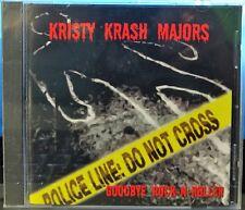 Kristy Krash Majors - Goodbye Rock-N-Roller (CD, 2003, Perris Records, USA) NEW