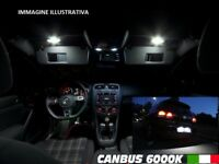KIT LED INTERNI PER VW GOLF 6 VI  A LED CANBUS NO ERROR