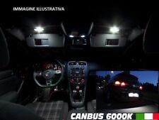 KIT LED INTERNI VW GOLF 5 V CONVERSIONE COMPLETA + LED TARGA