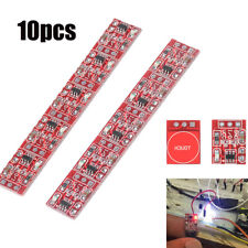 Lots 10pcs TTP223 Touch Key Module Capacitive Settable Self-lock Switch Board
