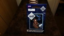 DOCTOR WHO COLLECTABLE DALEK DIECAST KEYRING (2012), NEW