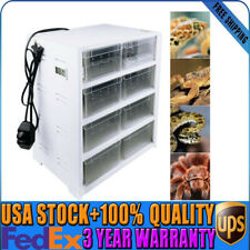 Reptile Breed Tank Feed Box Inner box For Insect Turtle Cage Pet Multifunctional