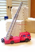 N scale Wiking 96203 Magirus DL 30 with Turntable Ladder FIRE TRUCK :NEW in Box