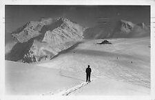 BR16782 Sports d Hiver Le Mont Blanc ski  france