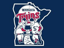 "MLB Baseball Minnesota Twins Fridge Magnet Decor 2.5"" x 3.5""  #1"