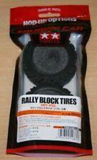 Tamiya 54861 Rally Block Tires/Tyres (Soft/2 Pcs.) (TA01/TA02/TT01/TT02/XV-01)