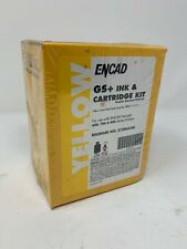 ENCAD KODAK GS+ YELLOW INK AND CARTRIDGE KIT - NEW