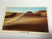 Vintage Postcard Dunes Ride Oregon 1967   P2