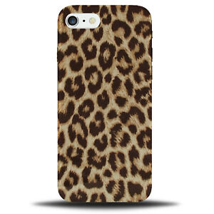 Leopard Print Mobile Phone Case Pattern Cover Effect Style Design Skin Dots a868